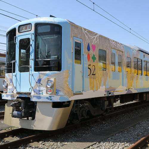 Seibu Railway Tourist Trainの画像